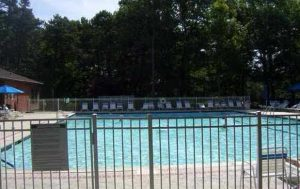 greenbriar woodlands pool
