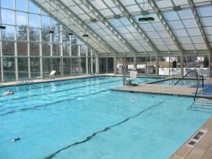 Four Seasons Lakewood indoor pool