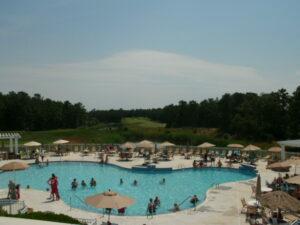 Greenbriar Oceanaire pool